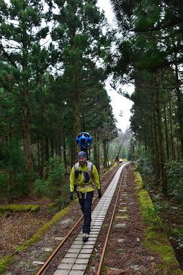 Yakushima_trekker1