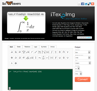 Online_latex_equation_editor