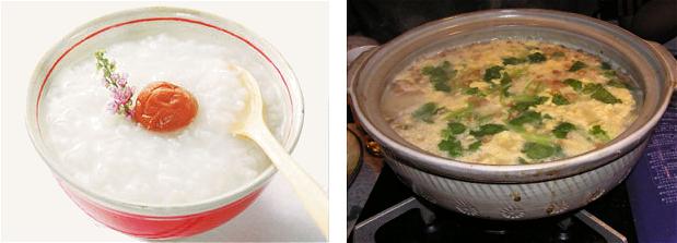 雑炊 と おじや の 違い