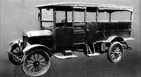 初期の円太郎バス