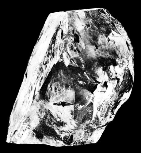 カリナン・ダイヤモンド(原石)