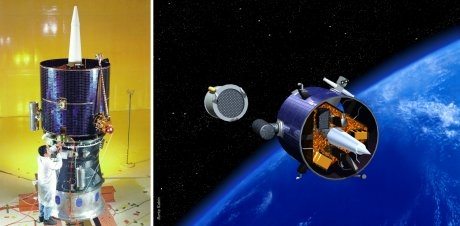 月面探査機ルナ・プロスペクター