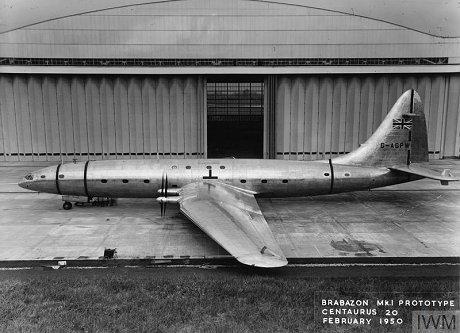 ブリストル飛行機のブラバゾン